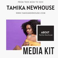 Tamika Newhouse Media Kit